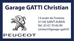 PEUGEOT GARAGE GATTI