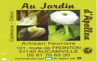 AU JARDIN D'APOLLON