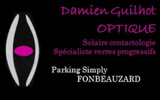 DAMIEN GUILHOT OPTIQUE